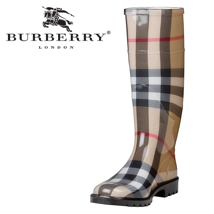 burberry boots for