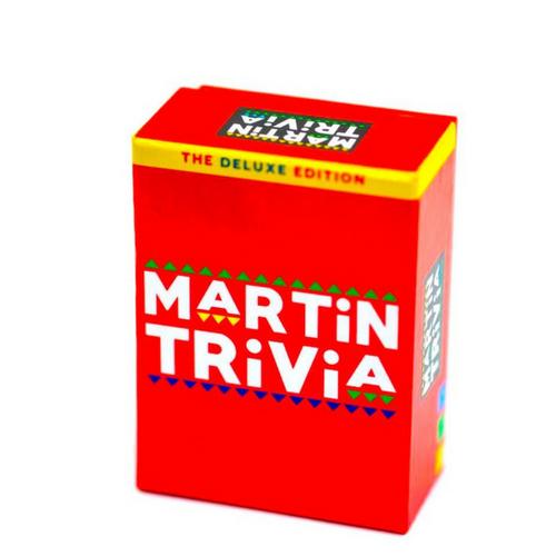 Martin trivia the deluxe edition in 2020 Trivia, Trivia
