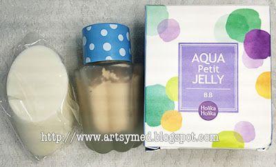 Artsy Med Holika Holika Aqua Petit Jelly Bb Cream Review Bb