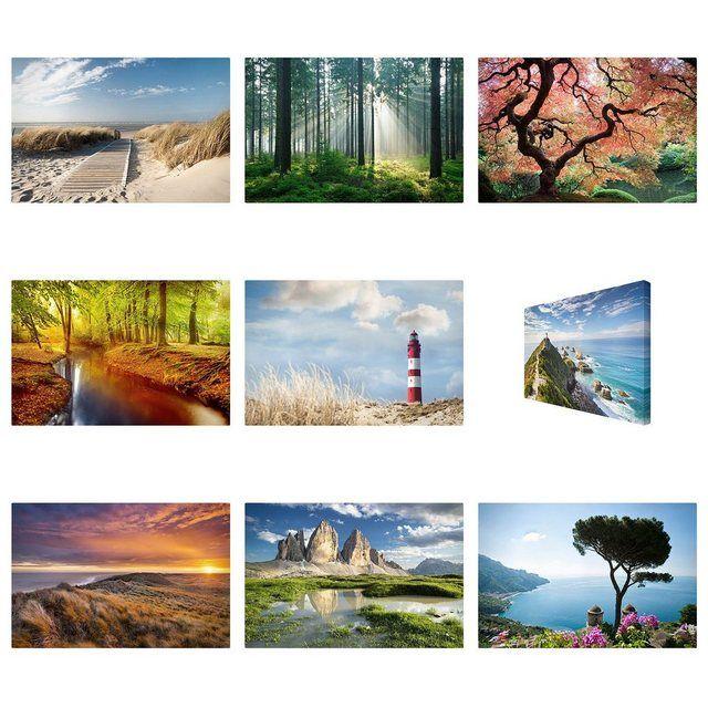 Leinwandbild Quer 2:3 »Top Natur Leinwandbilder« #naturallandmarks