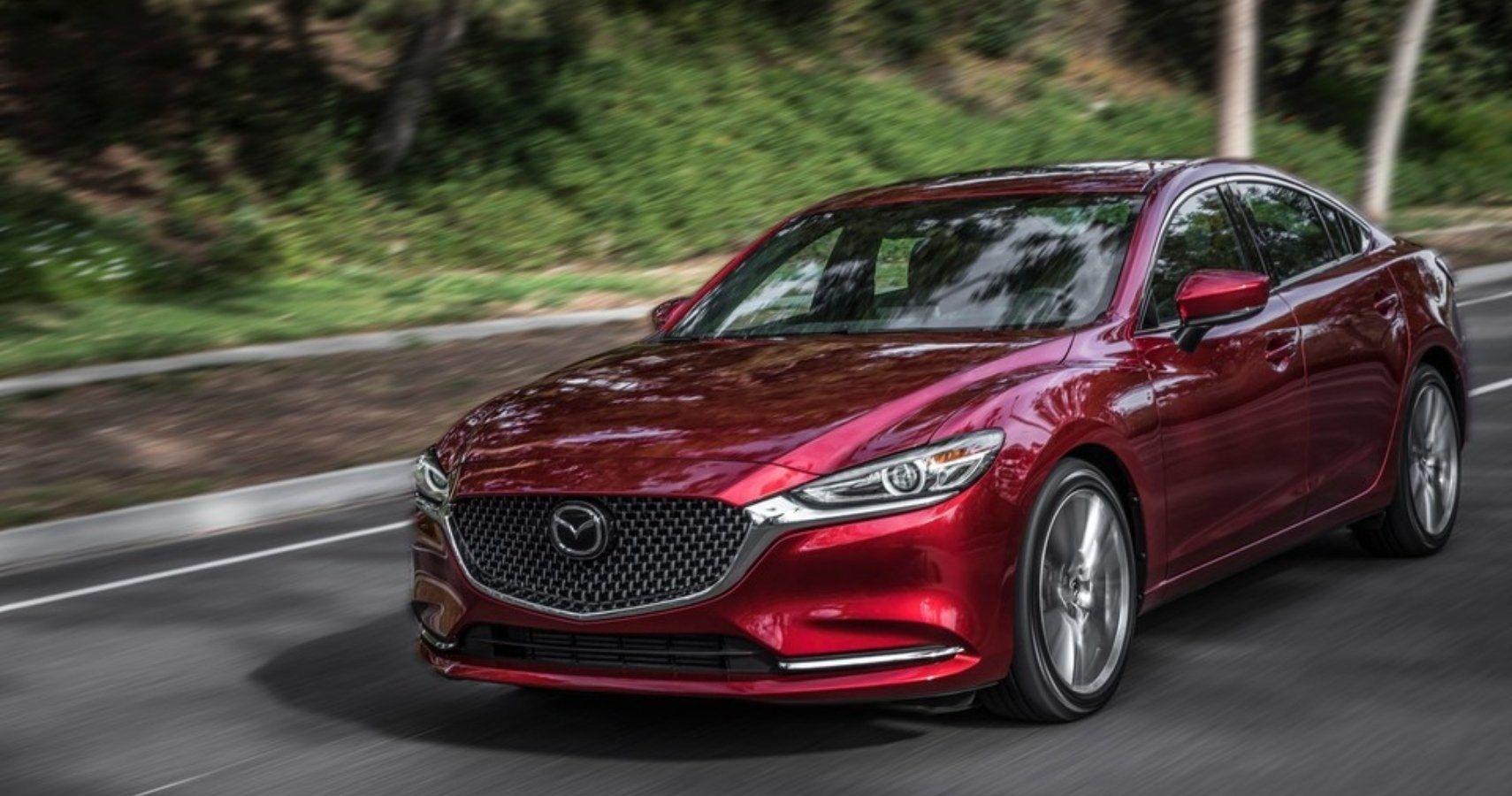 Latest News On 2020 Mazda 6 Jalopnik With Images Mazda Mazda 6