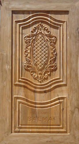 Pin By Cicero Fonseca Soares On Conceptos Portas Wooden Door