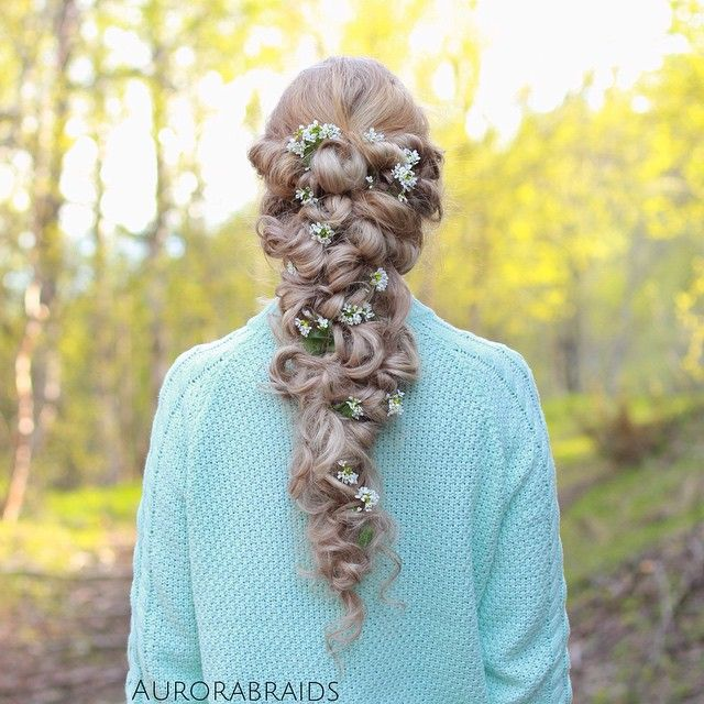 Wedding Hairstyles Instagram: Instagram Post By Mia & Linda (@aurorabraids)