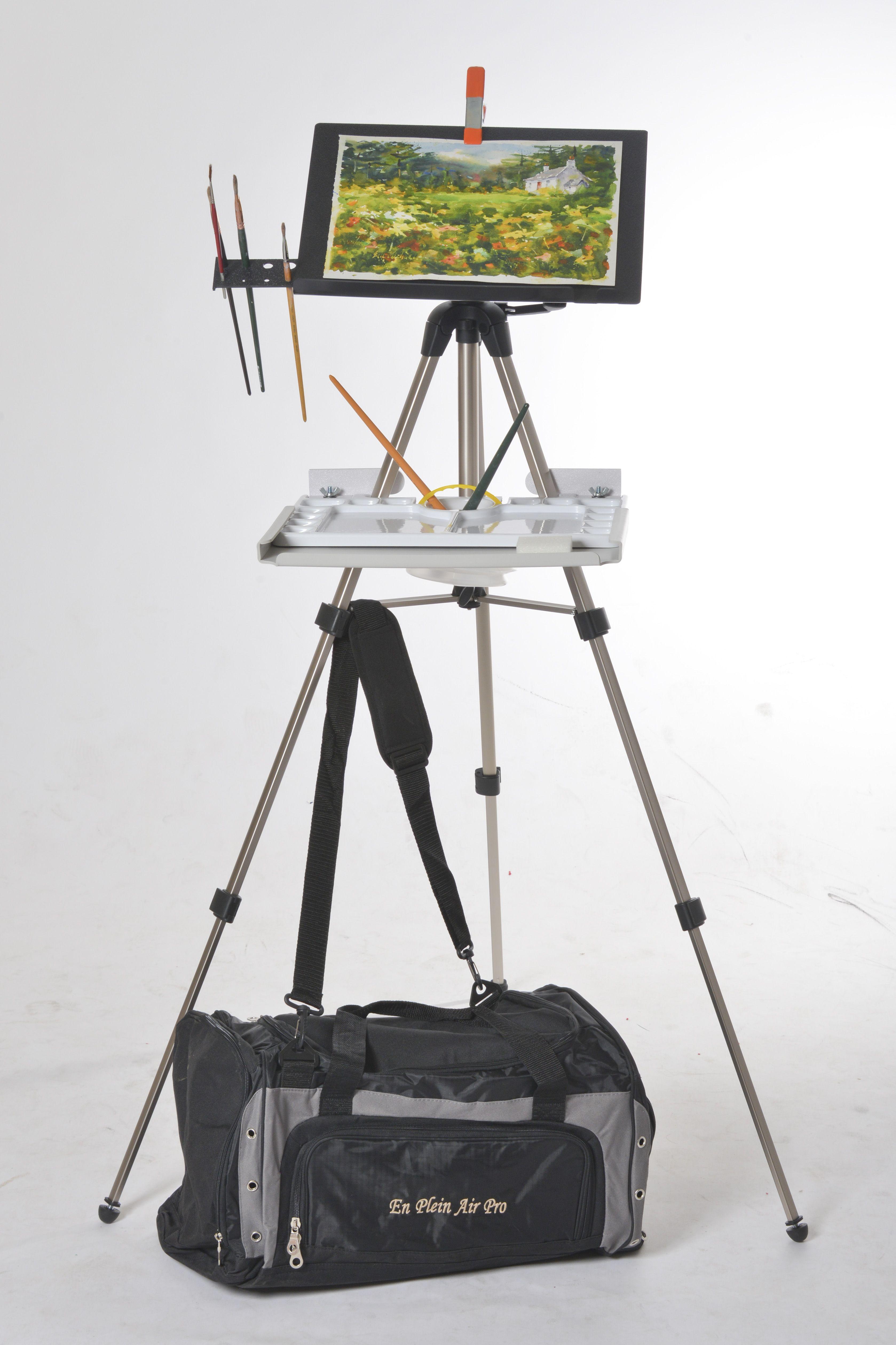 Advanced Series Watercolor Easel #enpleinair #painting # ...