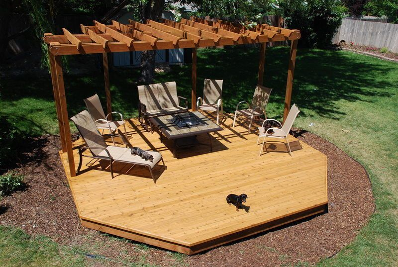 Island deck google search that 39 s clever pinterest for Floating platform deck