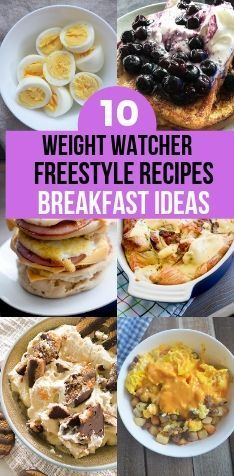 Photo of Weight Watchers Breakfast Ideas with Smart Points – Recipe Diaries