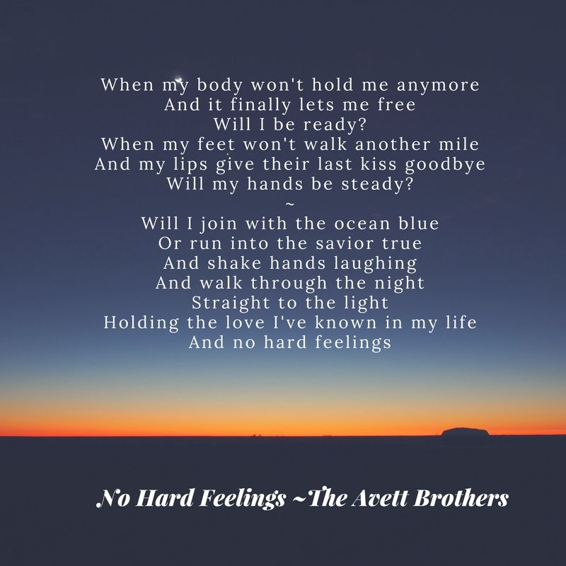 theavettbrothers #nohardfeelings The song No Hard Feelings by The ...