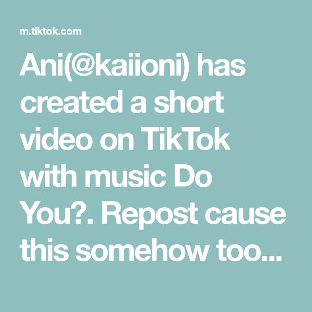 Ani Kaiioni Has Created A Short Video On Tiktok With Music Do You Repost Cause This Somehow Took Me 33 Hours Bakugou Bakugoukats Music Do Music Repost