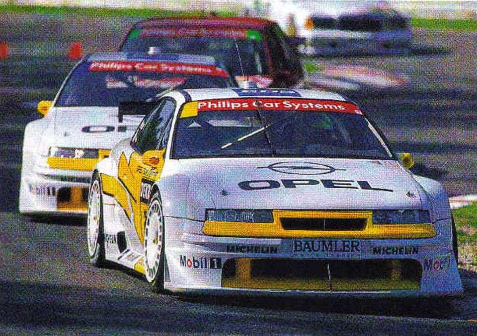 vauxhall opel calibra v6 touring car british cars pinterest cars and touring