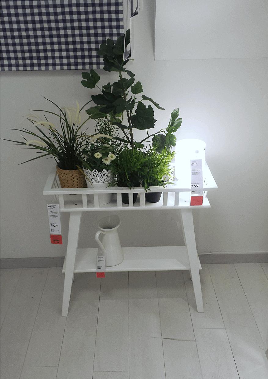 Gespot in IKEA Utrecht, Creëer een groene oase in je slaapkamer door ...