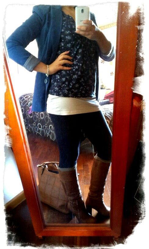 Febbraio primaverile outifit of the day