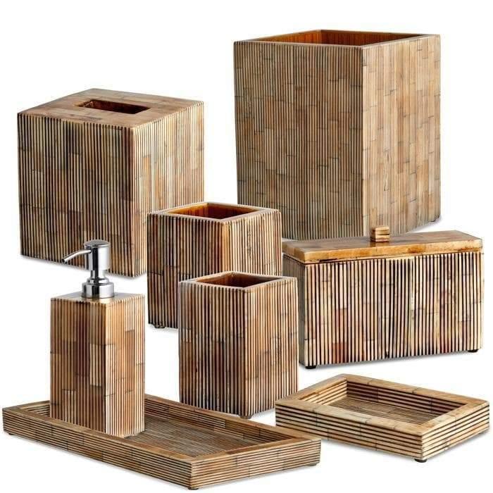Bali Natural Bone Teak Bathroom Accessories 50 100 Bali Bath