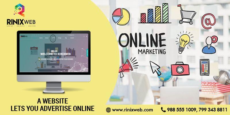 Rinixweb Provides Website Designing And Development Services It Located As Visakhaptnam We Are Als Web Design Digital Marketing Services Mobile Website Design