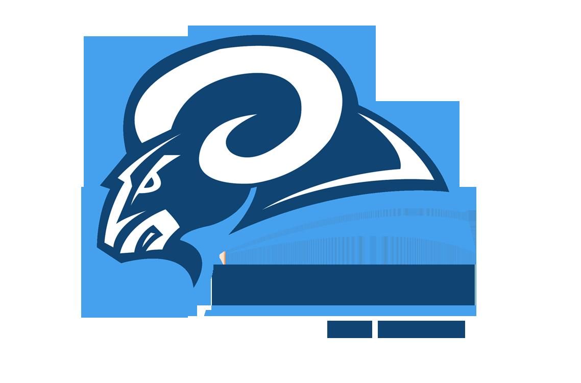 Cleveland Rams Logos deportivos, Deportes