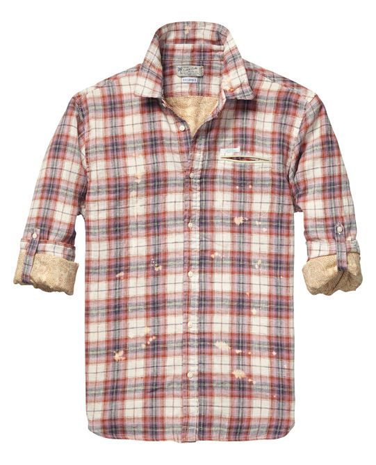 double-layered shirtdouble-layered shirt