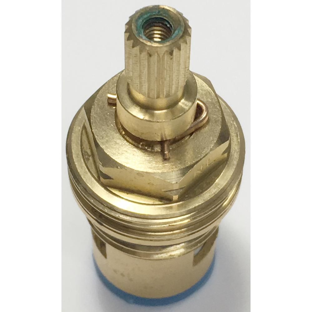 Jag Plumbing Products 1 2 In Ceramic Cartridge For Jado And Luxury Brand Faucets Cold 17 110 The Home Depot Faucet Plumbing Repair Plumbing [ 1000 x 1000 Pixel ]