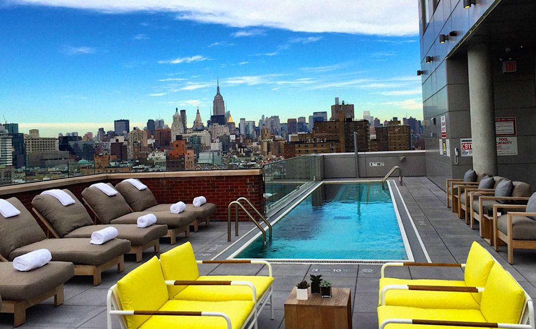 The 20 Best Hotel Pool Views In The Entire World Hotel Pool