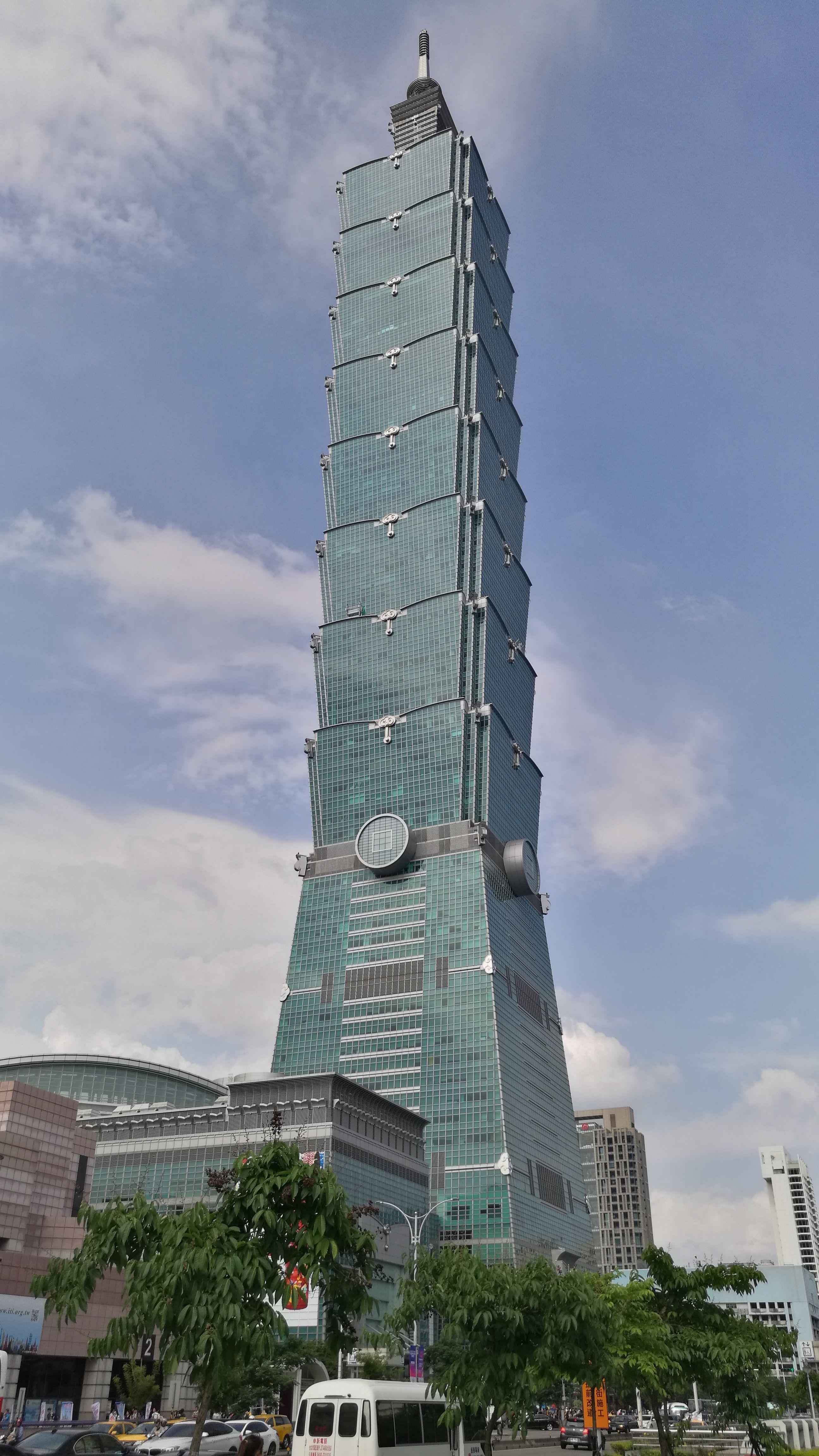 Torre Taipei 101