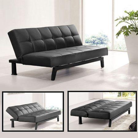 Black sofa bed ideas
