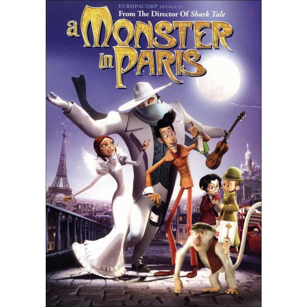 A Monster In Paris Movies Video On Demand Shark Tale Paris