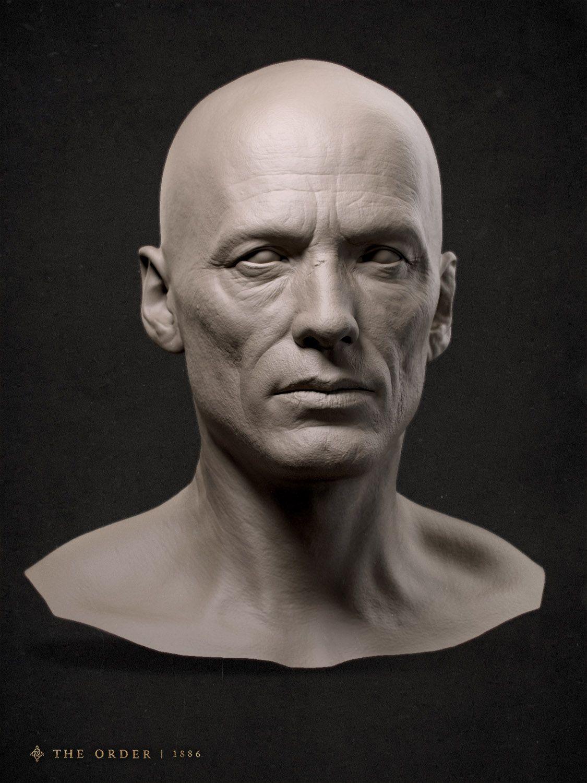 Así son los modelos de los personajes de The Order: 1886 | escultura ...
