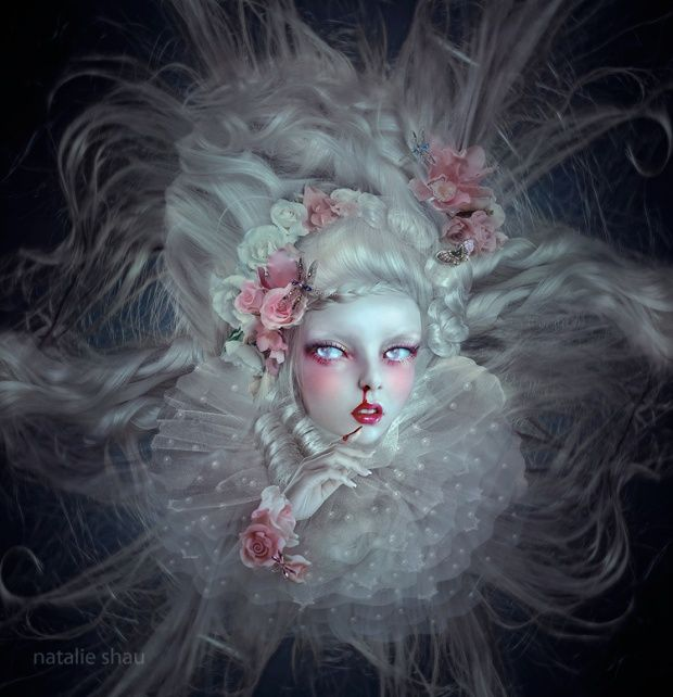 Natalie Shau digital artworks - 1