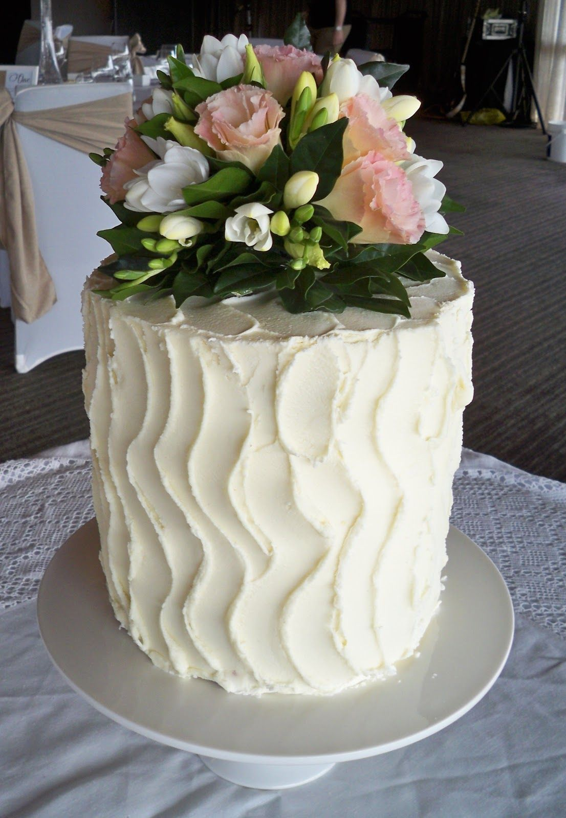 Simple Vintage Wedding Cakes simple vintage wedding cake