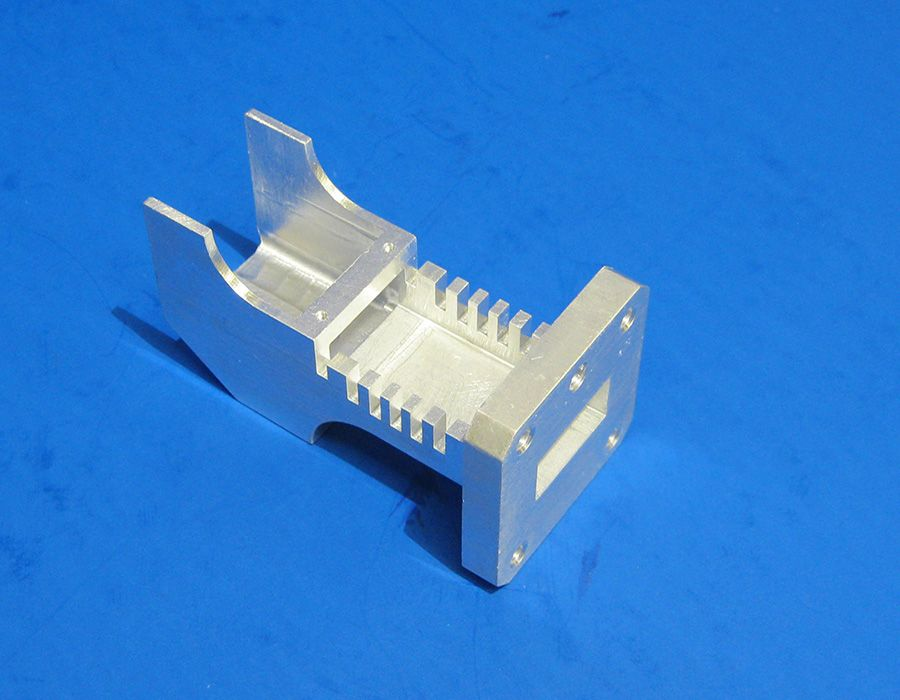 RF FILTERS. Yortec SPECIALIZES IN PRECISION MACHINING FOR