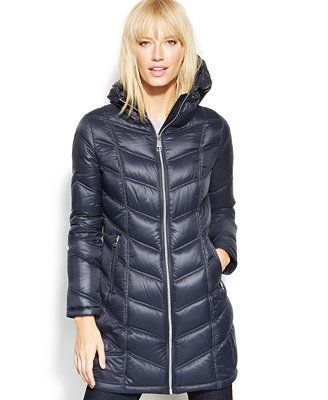 05a7603f22a4 I just got one at Costco for  40! No kidding! Calvin Klein Petite Quilted Down  Packable Puffer Coat