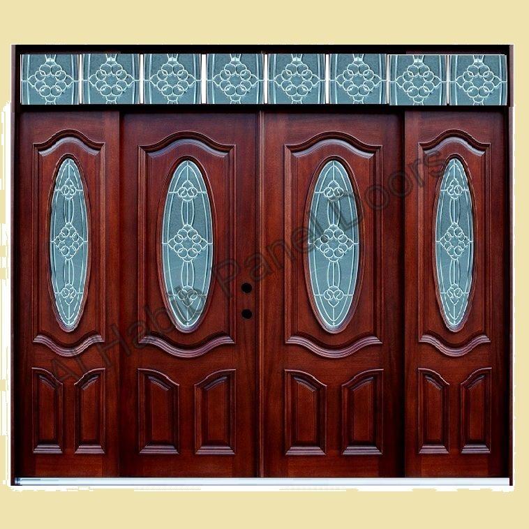 4 Door Leafs 2 Fixed 2 Moving Hpd422 Glass Panel Doors Al Habib Panel Doors Panel Doors Glass Panels Glass Panel Door