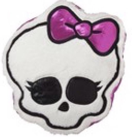 Monster High Skullette Cuddke Pillow New Bedding Room Decor Bedding   eBay