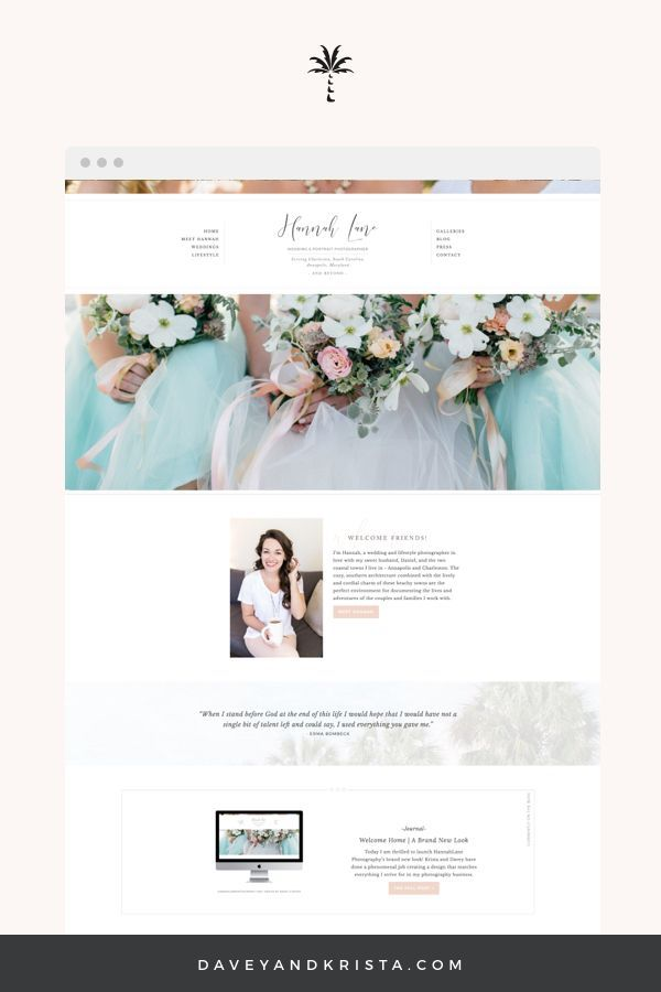 Website launch hannah lane photography website templates for website launch hannah lane photography website templates for photographers videographers creatives pinterest wordpress website design accmission Image collections