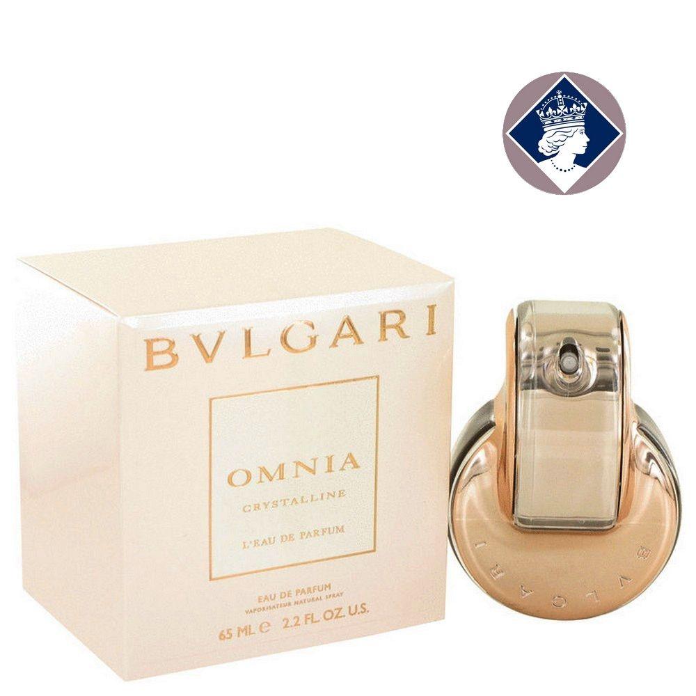 Bvlgari Omnia Crystalline L Eau De Parfum 65ml 2 2oz Edp Spray Perfume For Women With Images Bvlgari Omnia Crystalline Omnia Crystalline Perfume