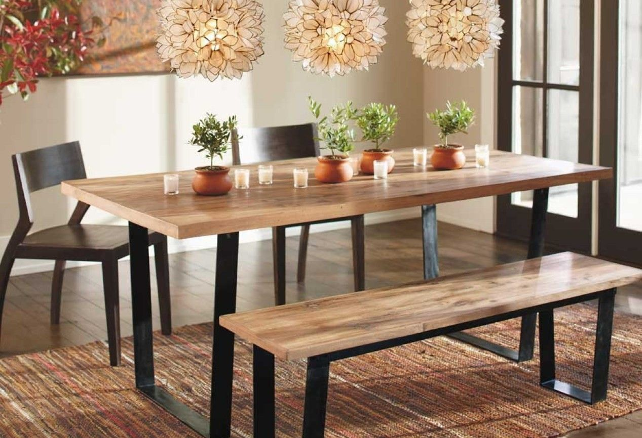 15 Best Of Images Diy Dining Table Bench Plans Check More At