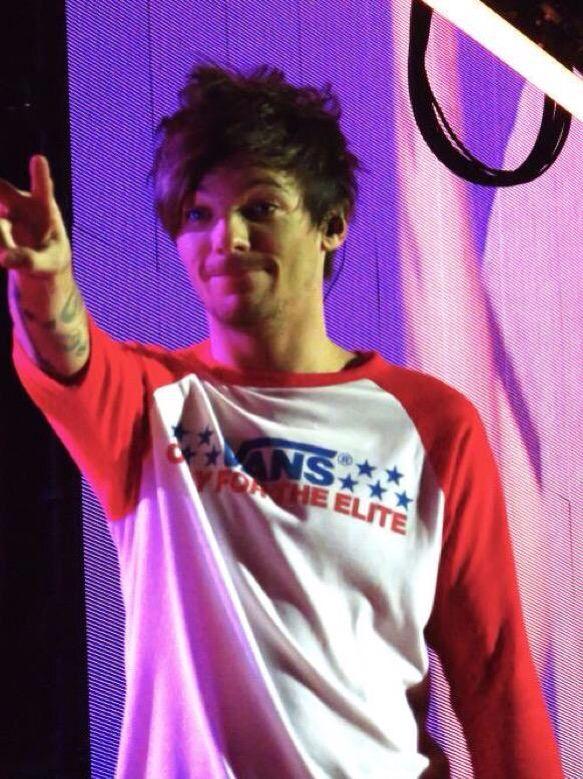 Louis || OTRA Birmingham, England (night 2) - 10/11/15