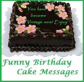 Fine Birthday Cake Messages Funny Funny Birthday Cards Online Chimdamsfinfo