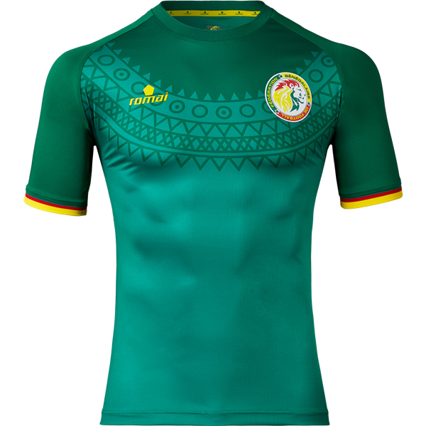 the latest ba920 1340c Senegal Away Jersey 2017 | Launches: Kits and Jerseys ...