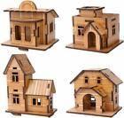 ZOSEN 3D Holzpuzzle  Mini Haus Modell  EducationalToys 3D Puzzle Geschenk für  ZOSEN 3D Holzpuzzle  Mini Haus Modell  EducationalToys 3D Puzzle Geschenk für