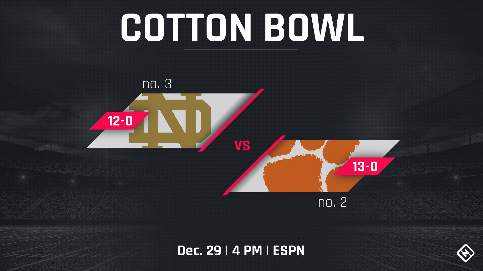 Clemson Vs Notre Dame Live Updates Score Highlights From