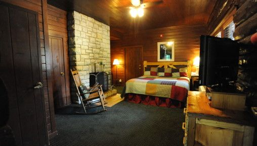 Sunset Cabin King 2016 Starved Rock Lodge Il Travel