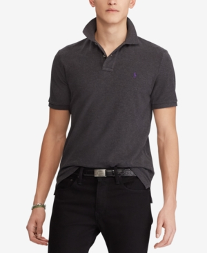 cff0f33da88b POLO RALPH LAUREN MEN S CUSTOM SLIM FIT MESH POLO.  poloralphlauren  cloth