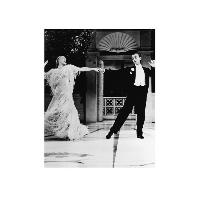 Film Top Hat 1935 Fred Astaire e Ginger Rogers