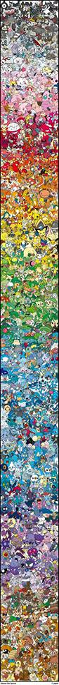 pokémon rainbow (ノ◕ヮ◕)ノ*:・゚✧