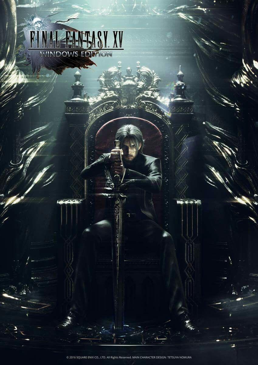Noctis Lucis Caelum Final Fantasy Xv Wallpapers Final Fantasy