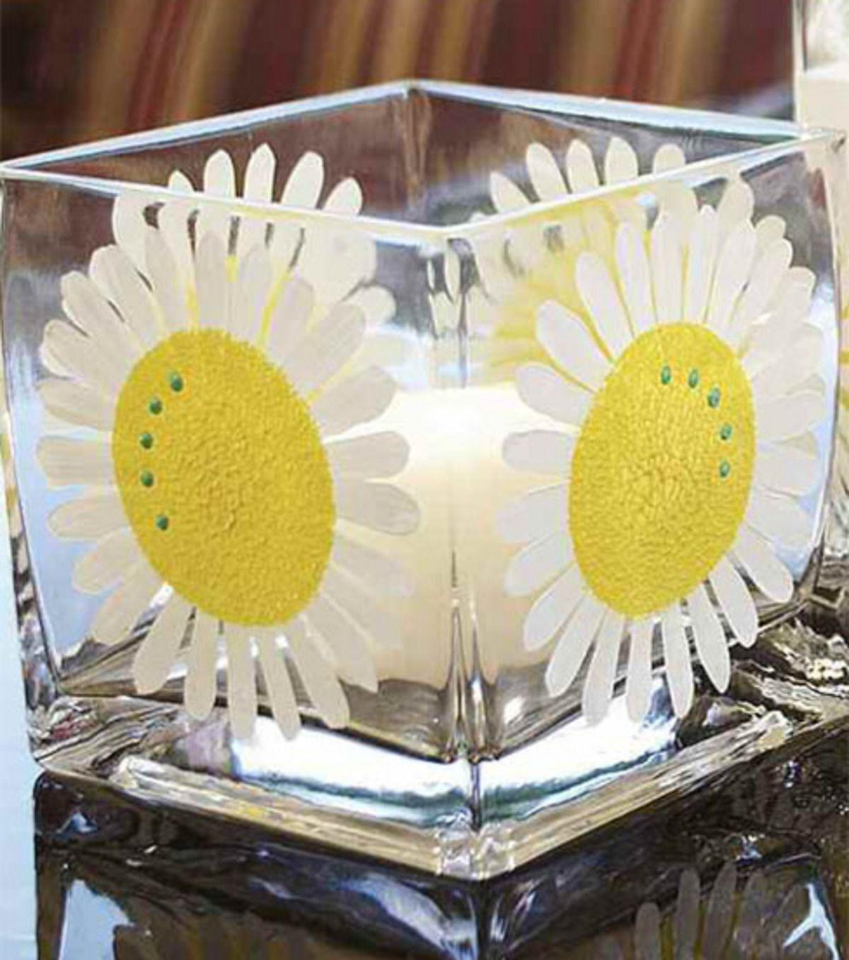 Jo Ann Fabrics And Crafts Mall: Create A Candle Holder For