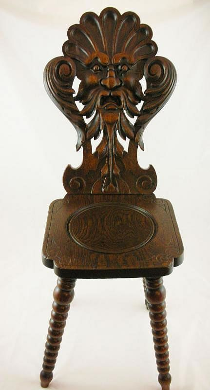 French Renaissance Revival Chair To My Untrained Eye This