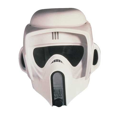 CASQUE COLLECTOR SCOUT TROOPER Star Wars