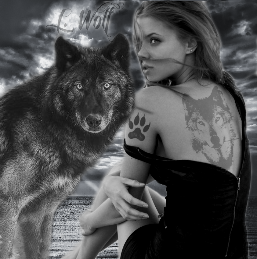 Wolves Girls And Wolf Girl: Wolf, Wolf Pictures, Fantasy Wolf