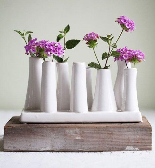 30 Unusual And Modern Flower Vase Designs Youll Love Jarrones E