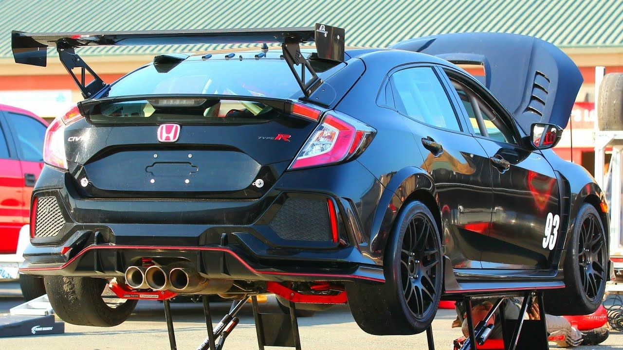 52 New 2020 Honda Civic Type R Redesign and Review di 2020
